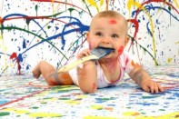 baby-mess-with-paint-300x200