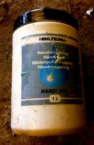handvask